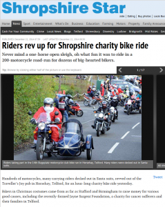 Shropshire Star Article